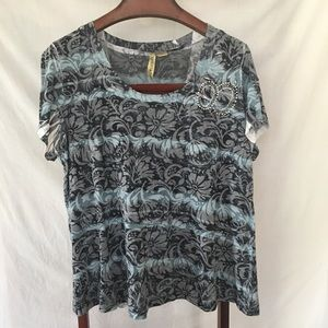 Women's Dress/Casual plus size top